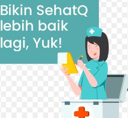 Dapatkan Berbagai Informasi Kesehatan Terlengkap di www.SehatQ.com