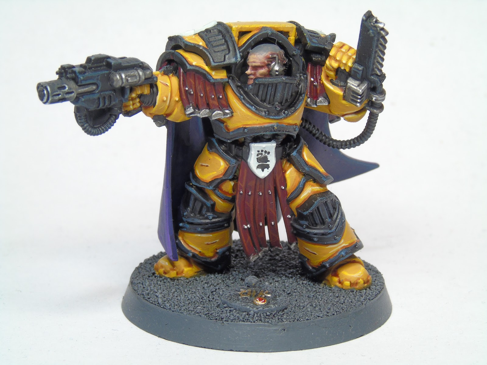 Sign Of The Aquila: For Dorn! For The Emperor! 2: Imperial