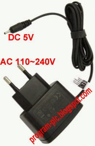 Power supply for mobile phone charger