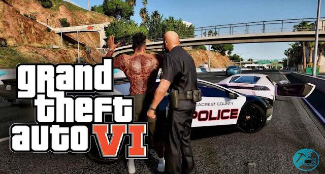لعبة Grand theft auto VI