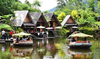 Dusun Bambu Bandung, Wisata Eco Friendly Unggulan di Jawa Barat