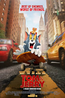 Tom and Jerry 2021 English 720p HDRip