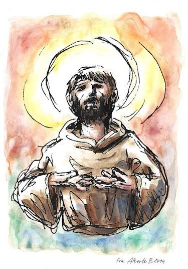 S. Francesco in preghiera