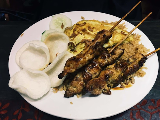 Warung Indo brings the unique taste of Indonesian cuisine to the Philippines
