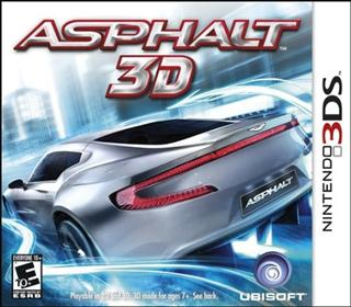 Rom Asphalt 3D 3DS