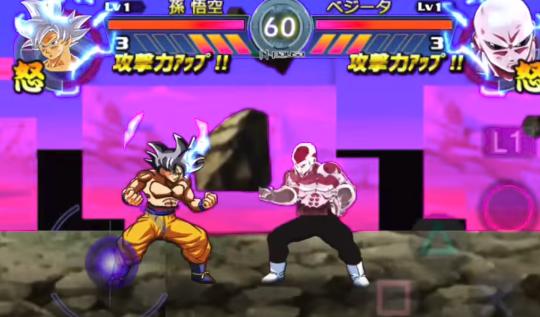dragon ball z tap battle apk english version