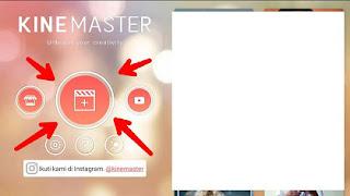 Cara Memotong Reff Lagu di Kinemaster Android