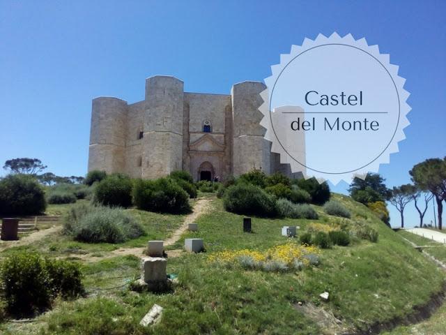 La visita a Castel del Monte