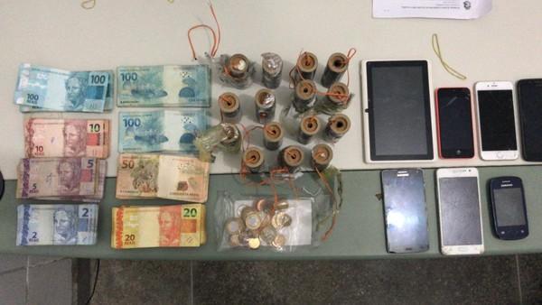 Polícia prende suspeitos de matar torcedor do Ceará a pauladas, e explosivos são apreendidos na sede da TUF, em Fortaleza