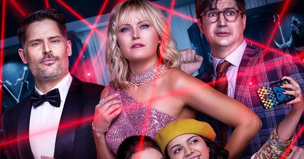 Index of The Sleepover (2020) Netflix Movie Download 720p 480p in English and Hindi