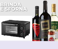 Promozione Giordano Vini : vini, prodotti alimentari e Forno Elettrico incluso ( solo € 49,90)