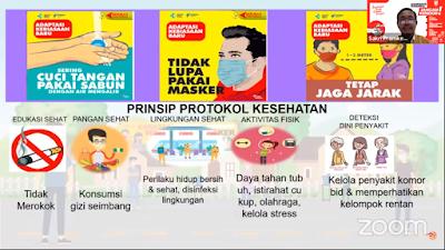 Prinsip protokol kesehatan