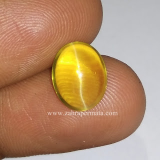 Batu Permata Opal Cat Eye - ZP 1171