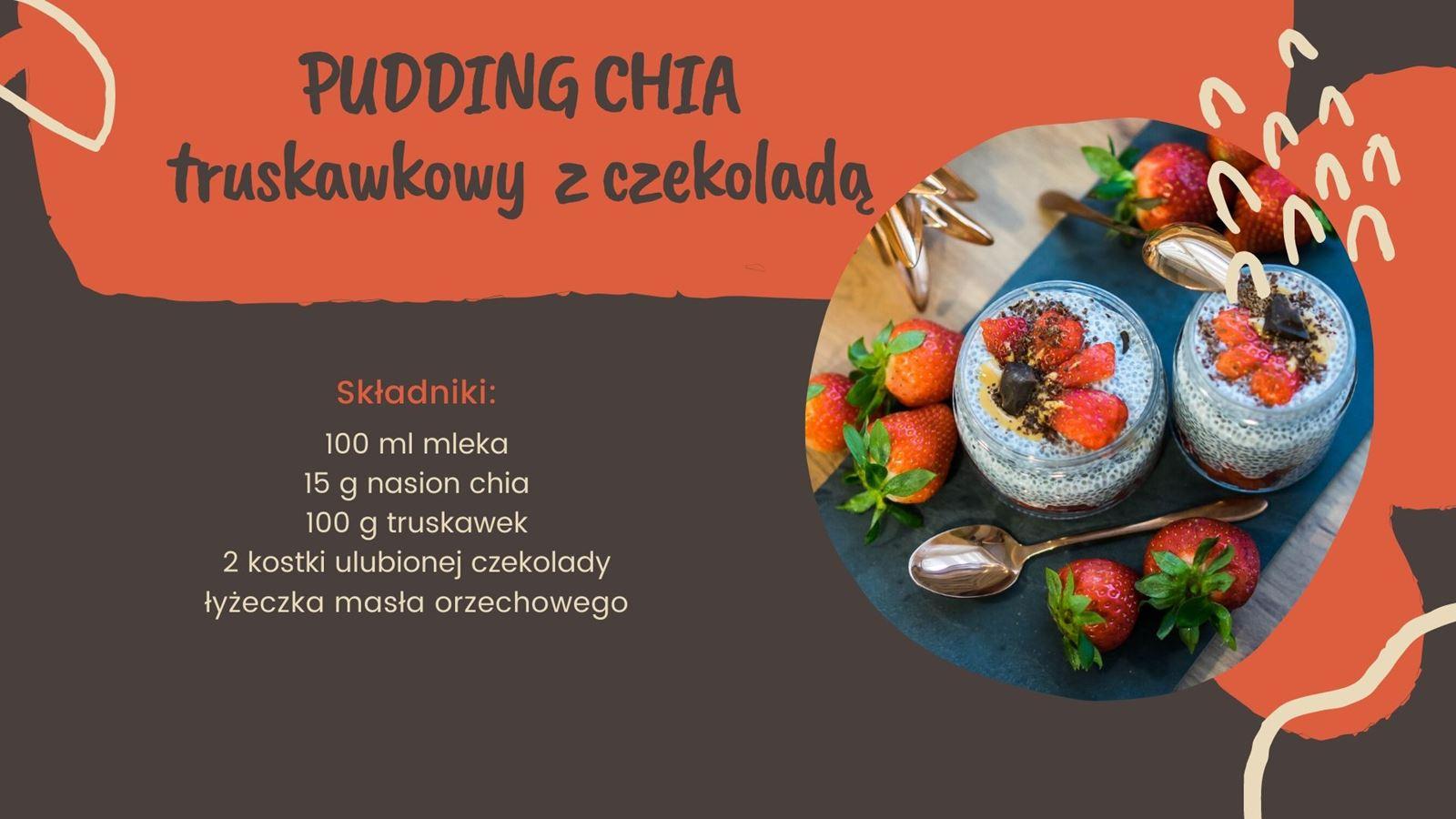 9 jak zrobić zdrowy i szybki deser z nasionami chia pudding chia przepis jak przygotować z truskawkami, pomysł na łatwy deser na sniadanie how make easy health pudding chia receipes