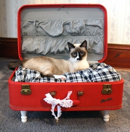 L00t Upcycle Vintage Suitcase