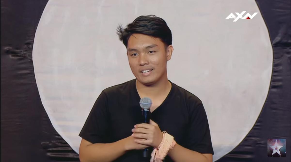 Shadow Ace gets Golden Buzzer on 'Asia's Got Talent'