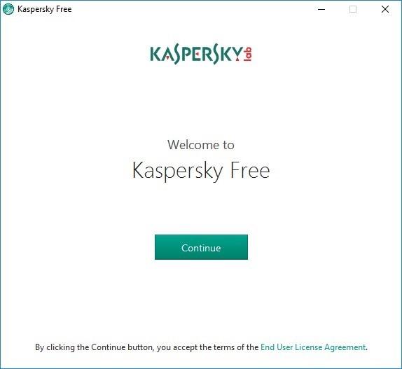 كاسبيرسكي مكافحة الفيروسات مجانا لنظام التشغيل Windows 10