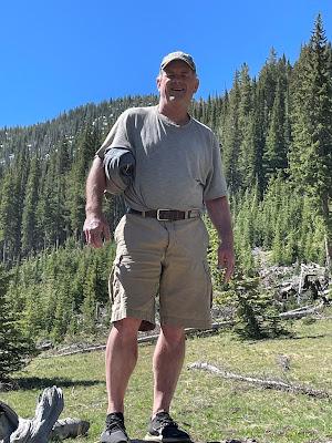 Summit Creek Trail, June 2021