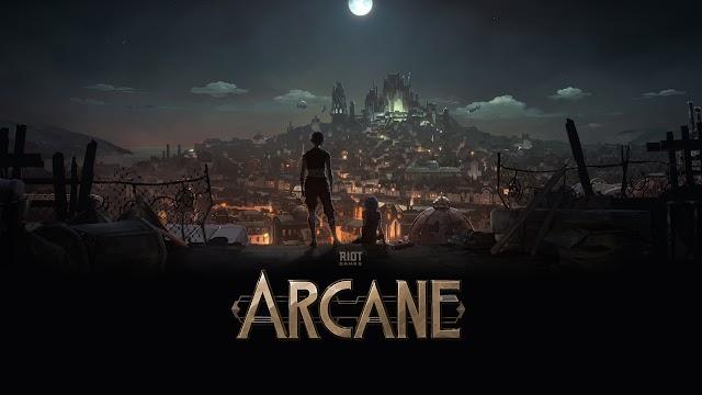 """Netflix ve Riot Games'in Yeni Animasyon Dizisi """"Arcane"""" Duyuruldu!"""