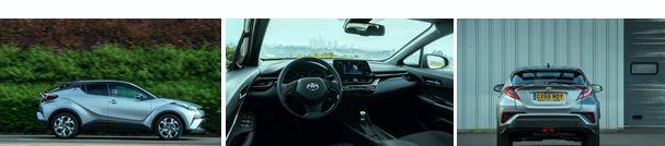 Toyota Hybrid C-HR Turbo Said
