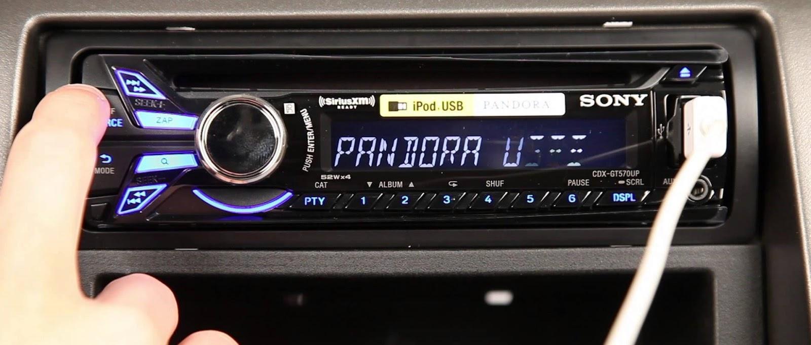 Harman Kardon Car Audio: How To Fix Sony Car Stereo USB Not Supported Problem