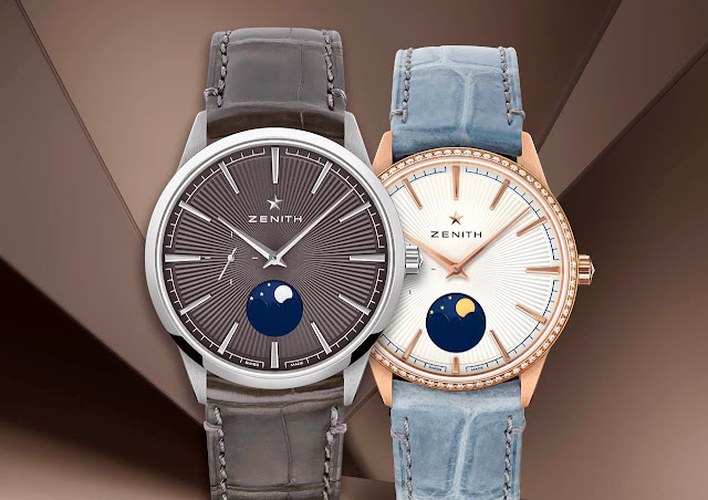 Zenith Elite Moonphase