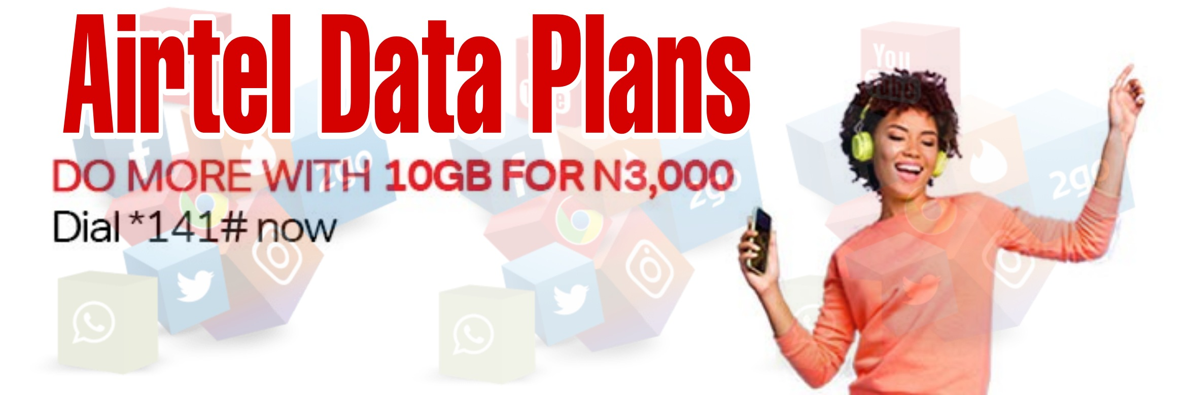 Airtel Data Plans Bundles