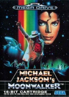 Rom de Michael Jacksons Moonwalker - Mega Drive - PT-BR