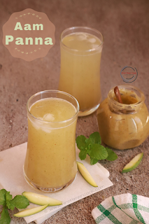 Aam Panna / Raw Mango Drink