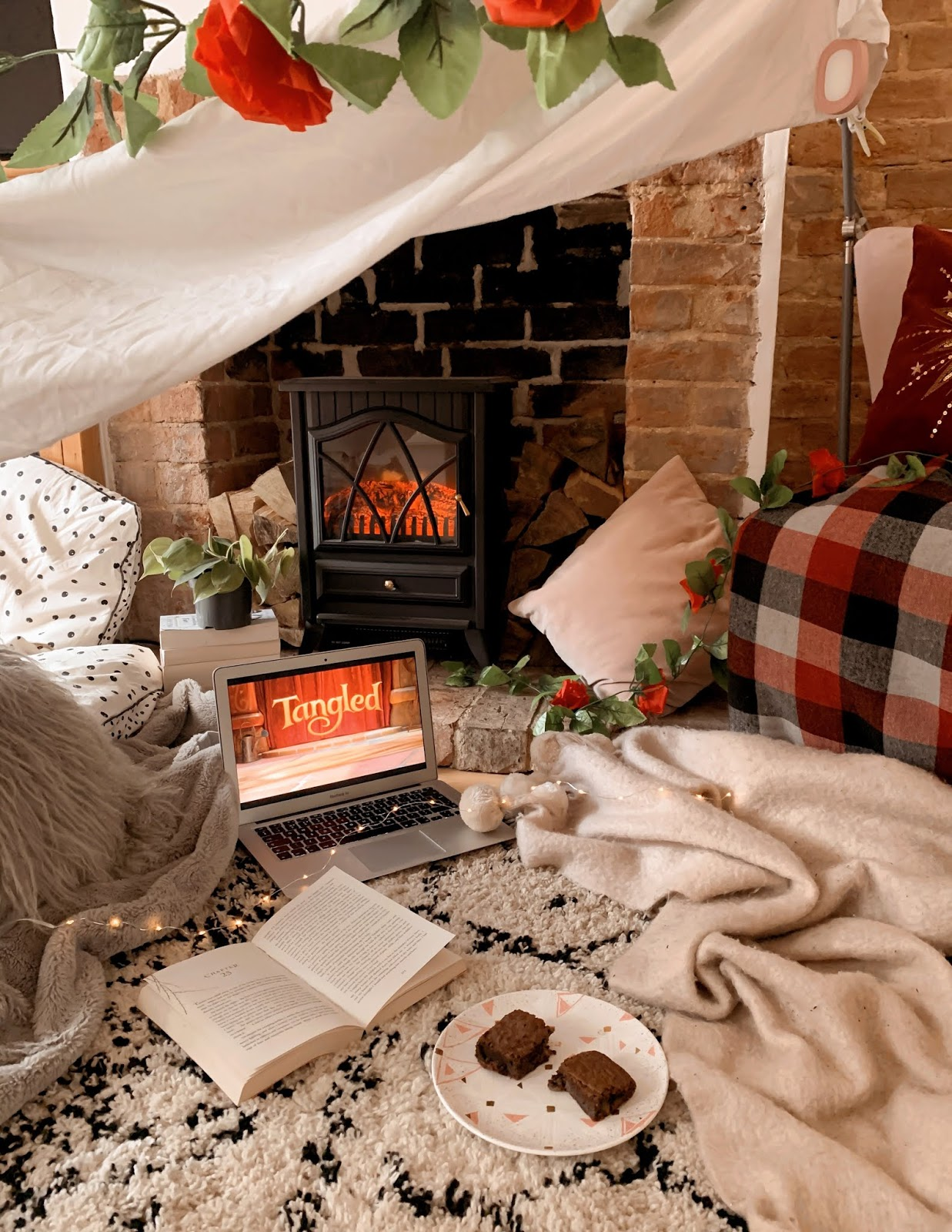 Creating A Cosy Fort At Home
