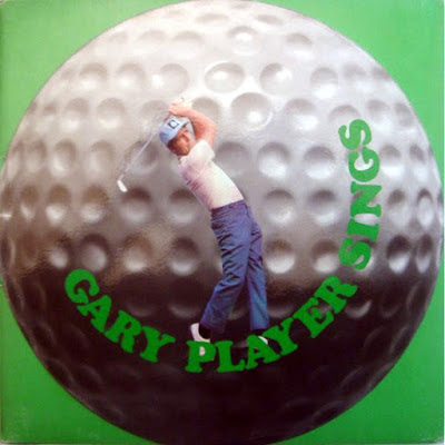 The album cover for Gary Player Sings 1970 record