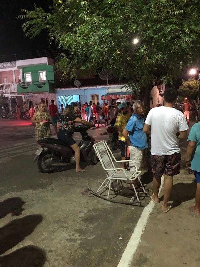 PACUJÁ-CE: Homem baleado em tentativa de assalto morre a caminho de Sobral.