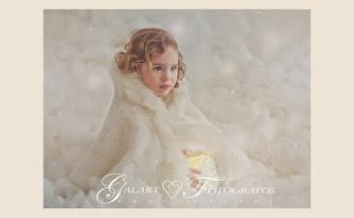Fotografía de Navidad niños