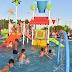 Mansilla: Inauguraron atractivo parque acuático
