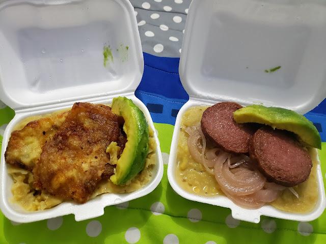 mangu must try food dominican republic