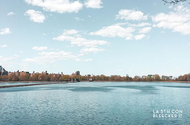Guia de Central Park jacqueline kennedy onassis reservoir