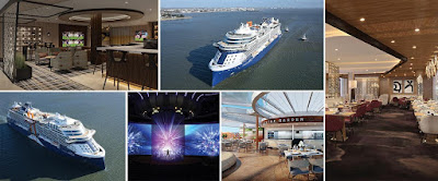 Celebrity Cruises' Celebrity Apex Completes Sea Trials -Chantiers de Atlantique - European Cruises 2020