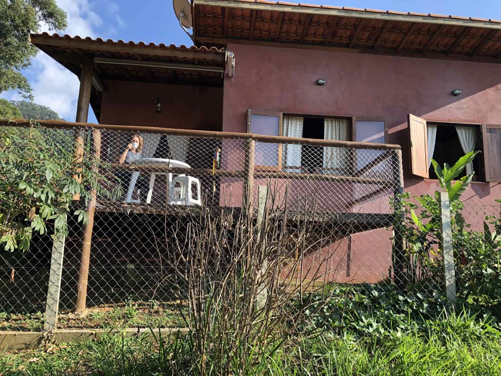 Chalé do Fábio em Gonçalves
