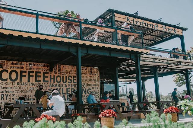 Kledung Park Agrowisata dan Coffeehouse Temanggung