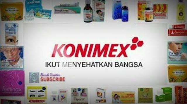 Informasi Terbaru Lowongan Kerja PT Konimex (Kondang Impor Ekspor)
