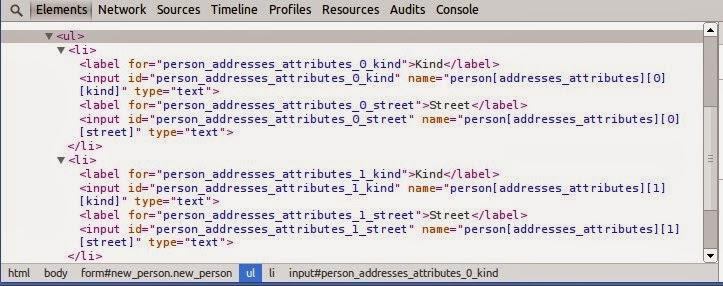 Ruby on Rails: Adding