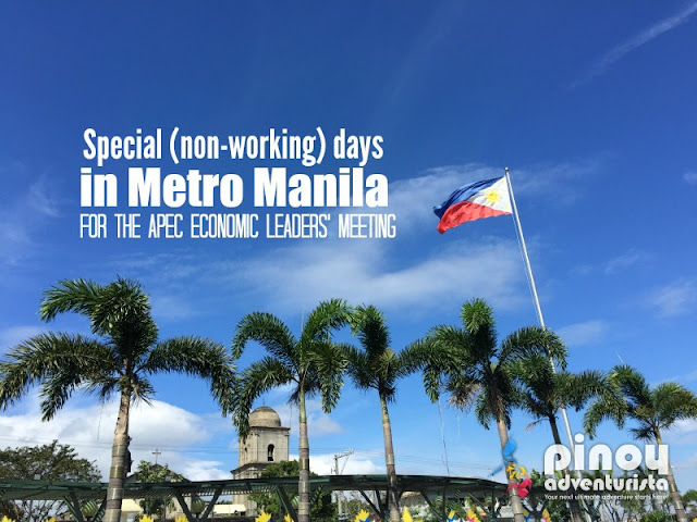 PNoy declares November 18-19 as holidays in Metro Manila for APEC meet
