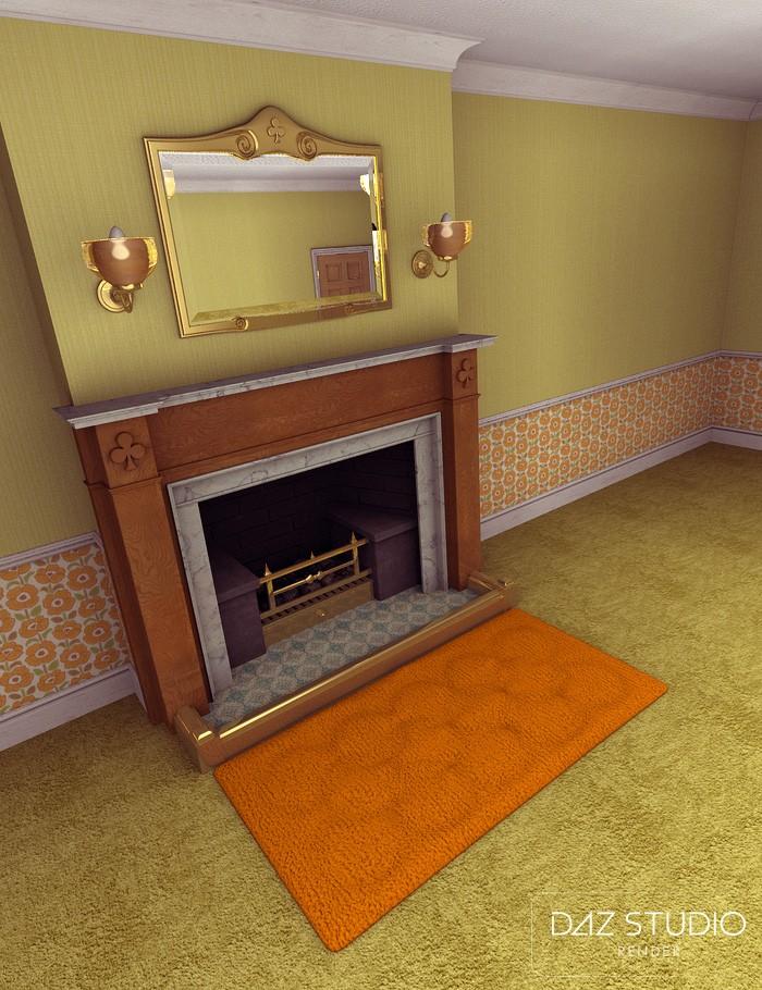 Download daz studio 3 for free daz 3d a cozy kitsch for Living room 2 for daz studio