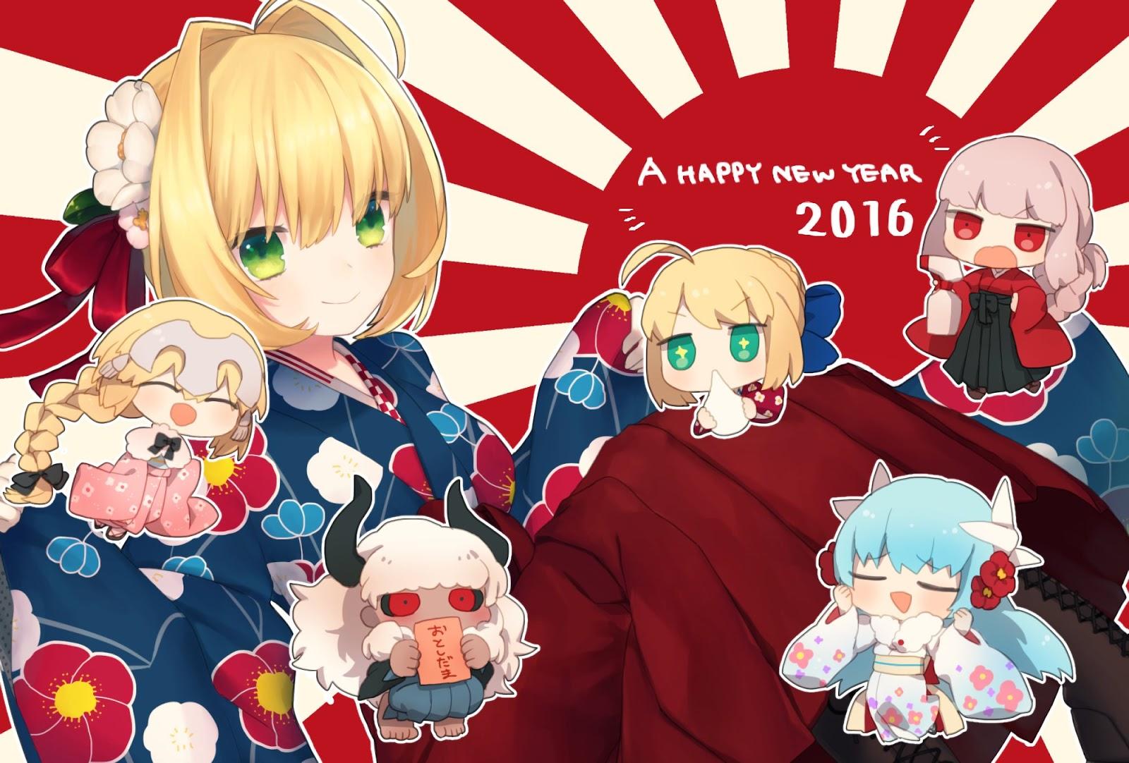Fate AowVN%2B%252858%2529 - [ Hình Nền ] Anime Fate/GrandOrder tuyệt đẹp Full HD | Wallpaper
