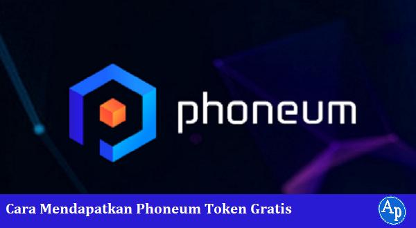 cara mendapatkan phoneum token gratis