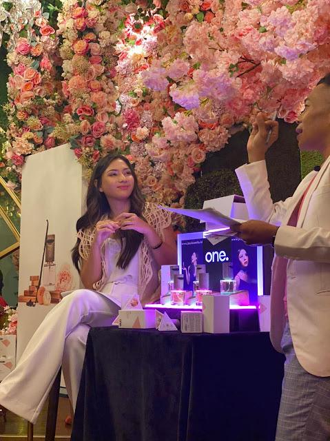 eau de perfume one by jessica mila www.adeufi.com