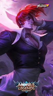 Chou Iori Yagami Heroes Fighter of Skins V2