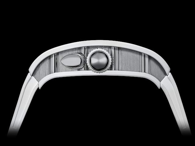 Richard Mille RM 037 White Ceramic