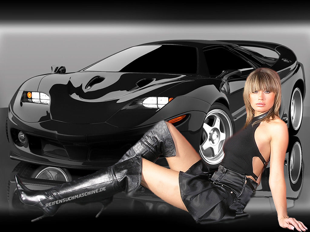 amazing girls cars wallpapers  Mobile wallpapers