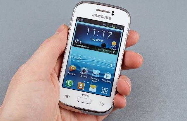 Cara Instal Ulang Flashing Samsung Galaxy Young